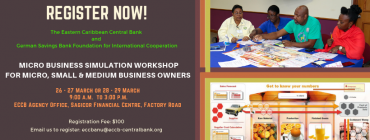 ECCB Micro Business Simulation Workshop