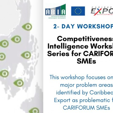 Competitiveness Intelligence Workshop