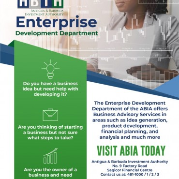 ABIA Enterprise Development Department is here for you
