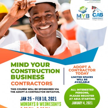 Mind Your Construction Business – Contractors