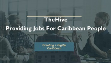 The Hive is providing jobs for caribbean people!