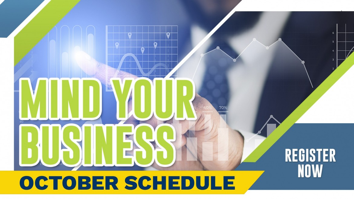 Register Now for MYB (Mind Your Business) Courses